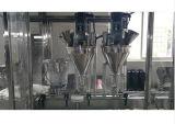 Máquina de embotellado automática del polvo