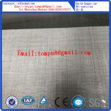 Plancha de tela de alambre de malla de pantalla para Filtrado