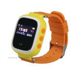 GPS+Lbsy7s를 가진 GPS 추적자 시계가 다채로운 접촉 스크린에 의하여 농담을 한다