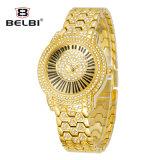 Belbi Senhoras Assista Fashion relógio de ouro de Diamante de alta qualidade