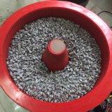 Système vibratoire de finissage pour supprimer les bavures, laver et empêchement de rouille