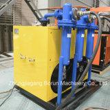 Semi het Vormen van de Slag van de Fles van het Mineraalwater Machine met Vier Holten