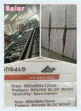 scheda del soffitto del gesso del PVC di 595*595mm
