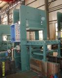 Tipo de frame máquina de borracha Vulcanizing do Vulcanizer da imprensa da placa