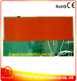 изготовленный на заказ подогреватель индустрии силиконовой резины ваттности 220V & размера & формы