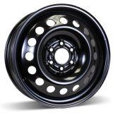 (6-4.5) черных стальных оправы колеса 17X6.5 6-114.3