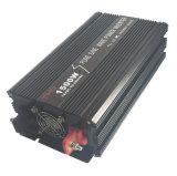충전기를 가진 교류 전원 변환장치에 순수한 사인 파동 12V 24V 220V 정격 1500W 피크 3000W DC