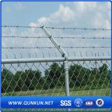 Venta al por mayor de alta calidad de la cadena de enlace valla