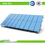 Supporti di attacco a terra fotovoltaici solari di Al basso di Conctrete