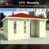 新しいデザイン三部屋のオフィスのプレハブの移動可能な家