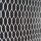 ダイヤモンドによって拡大される金属の網シート