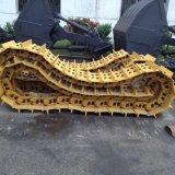 ブルドーザーの下部構造の予備品幼虫の部品のための鋼鉄トラック靴D6h