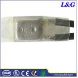 17C 75c ami N. Interruptor térmico utilizado Protector de la manta eléctrica
