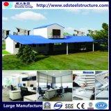 조립식 축사 모듈방식의 조립 주택 건축업자 중국제