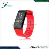 Intelligentes intelligentes Gesundheits-Armband des Puls-Blutdruck-Blut-Sauerstoff-ECG/PPG