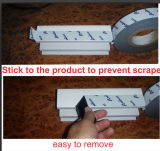 Bande de protection pour le guichet en aluminium/porte
