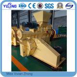 China Pelletizer Alimentación/completar la alimentación animal planta de pélets de venta (CE)