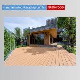 Decking en plastique en bois avec la qualité européenne En15534