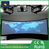 VrのゲームのためのX-Y多重チャンネルの大きいフォーマットプロジェクタースクリーン