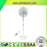 "16 "" Rechargeable Solar Emergency AC/DC Stand Fan for Africa"