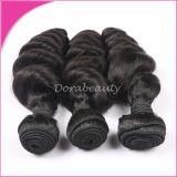 Onda Solta o cabelo Virgem humano Remy Extensões de cabelo