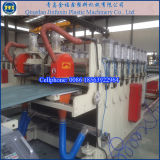 La croûte de meubles de PVC a émulsionné chaîne de production de plaque