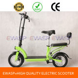 Ce Approuvé Adultes Incomplete Brushless Geared Motor Scooter Electrique 2 Roues