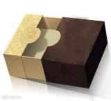 قاعدة وغطاء طفلة سائل ورقة شامبوان صندوق