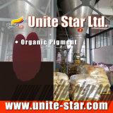 Rojo orgánico 112 del pigmento para las tintas del desplazamiento
