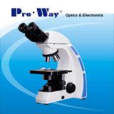Microscope biologique LED professionnel Seidentopf binoculaire de laboratoire (XSZ-PW208)