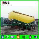 2017 de Droge BulkAanhangwagens van de Vrachtwagen van de Tanker van het Poeder van de Aanhangwagen van het Cement materiële Semi met de Compressor van de Lucht