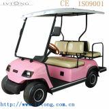 Elegante 4 Seater Electric Golf Car Verkauf in europäischen