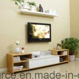 Tribune van TV van de Melamine van de Fabriek van China de Houten Moderne