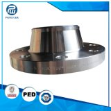 Material AISI1040 1045 do aço de carbono 1035 flanges do adaptador do HDPE