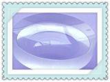Lentilles Plano-Convex UV de silice protégée par fusible