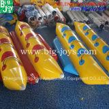 販売、大人の膨脹可能な水ゲームのための膨脹可能なバナナボート