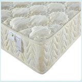 Colchón de muelles de bolsillo con almohada doble