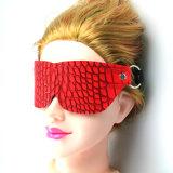 Strumento d'acquisto in linea del sesso di buona qualità della Cina del sesso della mascherina di occhio del giocattolo del grano adulto rosso del coccodrillo