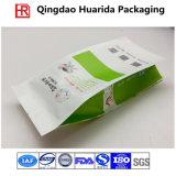 Arachidi Nuts della FDA del sacchetto asciutto di plastica su ordinazione della frutta che imballano sacchetto