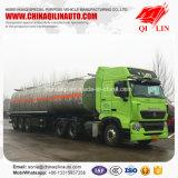 Wijd Gebruikt 40000 van de Chemische van Vloeistoffen Liter Aanhangwagen van de Tanker