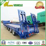 Asse 3 70 tonnellate della strumentazione di trasporto di rimorchio resistente della base bassa per l'Algeria