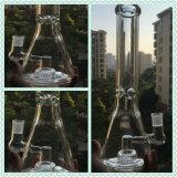 [بونتك] [9مّ] كأس سميك زجاجيّة [سموك بيب] مع برميل [برك]