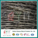 Оцинкованный материалов из колючей проволоки /предельно колючей проволоки цена за рулон
