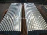 Corrugación galvanizadas galvanizado/hojas del techo de tejas de acero corrugado
