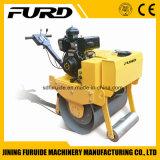 Piccola camminata 500kg dietro il vibratore del rullo compressore da vendere (FYL-700)