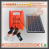 Système de d'éclairage solaire 10W