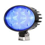 9-80V 5.6 pouces LED ovales 12W auto feux de détresse