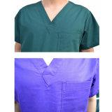 Royal Blue Nursing Uniforms Scrub Suit Designs