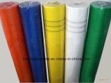 red revestida del acoplamiento de la fibra de vidrio 160g para la construcción