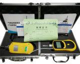 Tipo portatile analizzatore di aspirazione della pompa di alta precisione dell'ozono del rivelatore di gas dell'ozono O3